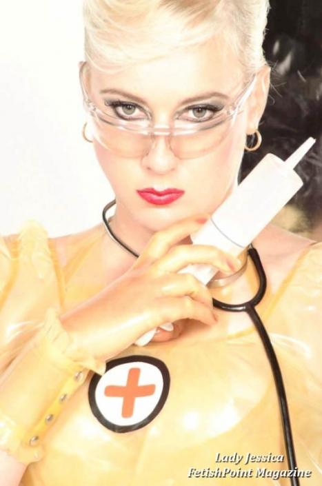 Lady Jessica   FetishPoint Magazine