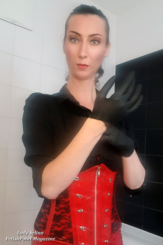 Lady Selina | Domina Wien | FetishPoint Magazine