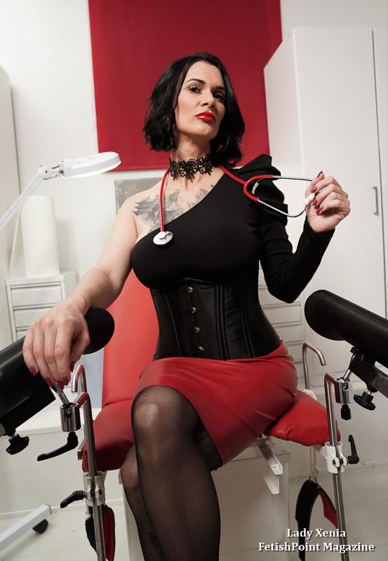 Lady Xenia – Klinik | Domina Wien | FetishPoint Magazine