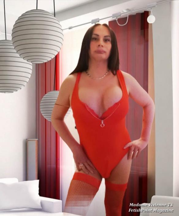 Madame Vivienne TS | FetishPoint Magazine