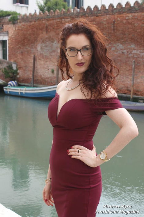 Mistress Myra   Domina Wien   FetishPoint Magazine