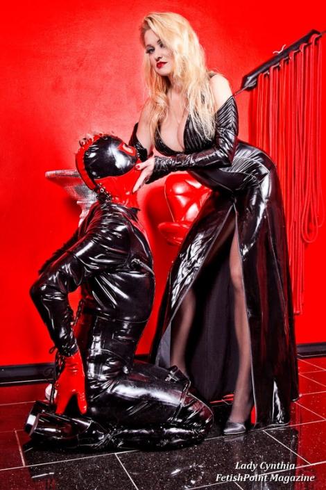 Lady Cynthia   Domina Wien   FetishPoint Magazine