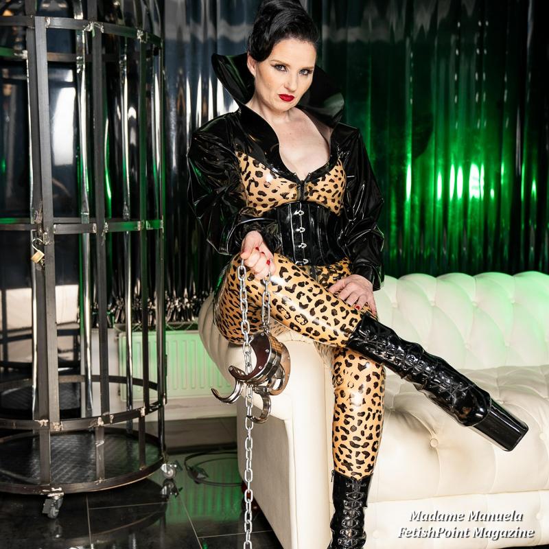 Madame Manuela | Domina Wien | FetishPoint Magazine