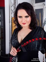 Lady Limentina   Domina Wien   FetishPoint Magazine