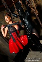 Lady Roberta Rodrigues TS | FetishPoint Magazine