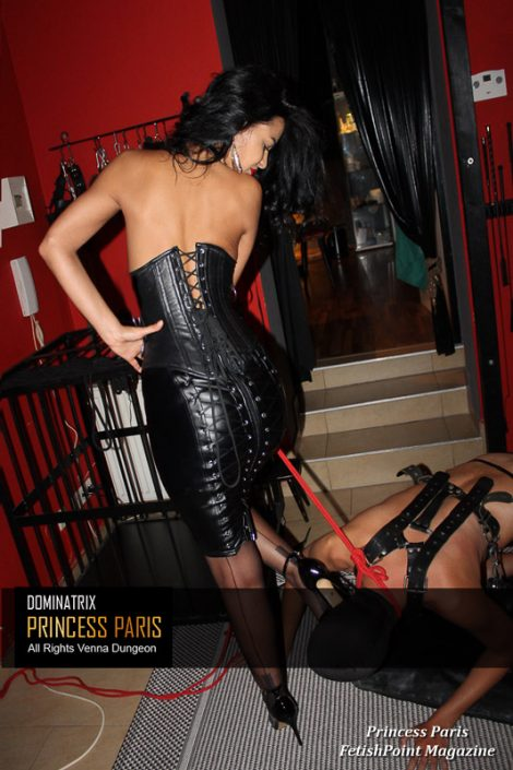 Princess Paris | Domina Wien | FetishPoint Magazine