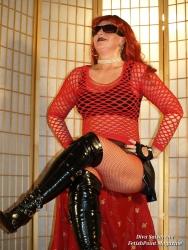Diva Salsarena | Domina Wien | FetishPoint Magazine