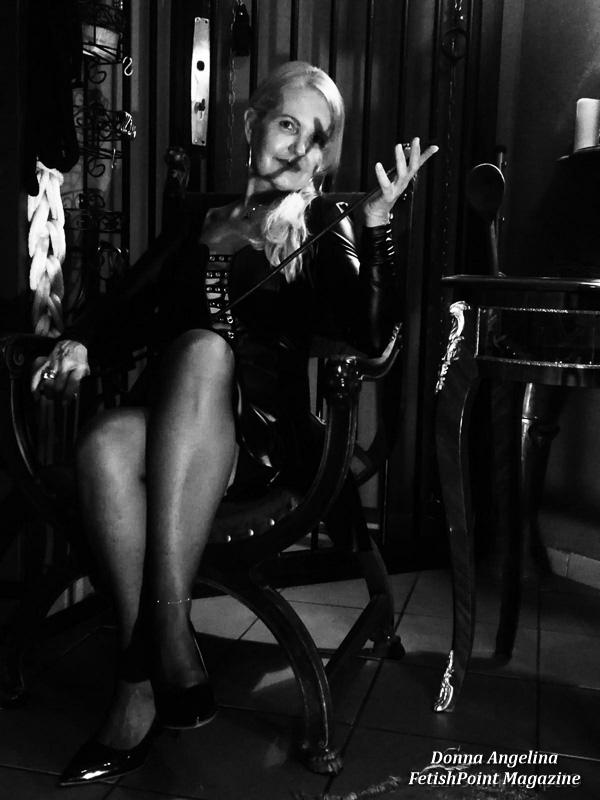 Donna Angelina | Domina Wien | FetishPoint Magazine