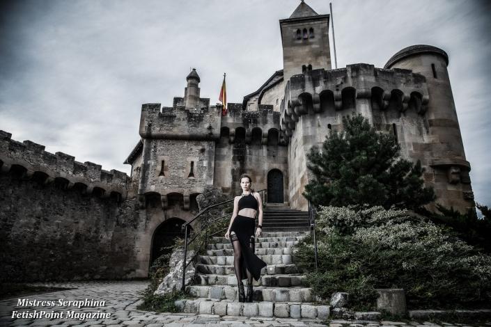 Mistress Seraphina | Domina Wien | FetishPoint Magazine