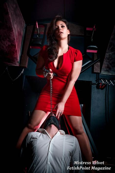 Mistress Velvet   Domina Wien   FetishPoint Magazine