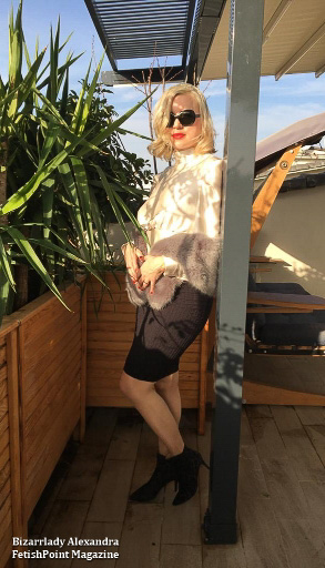 Bizarrlady Alexandra | Domina Wien | FetishPoint Magazine