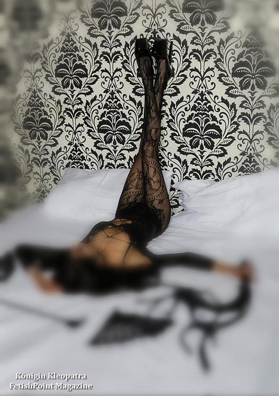 Königin Kleopatra | Domina Wien | FetishPoint Magazine