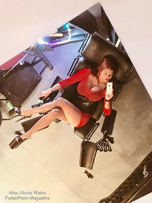 Miss Alexia Weiss | Domina Wien | FetishPoint Magazine