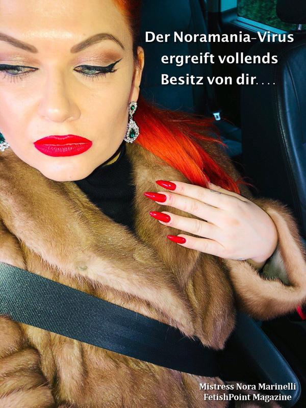 Mistress Nora Marinelli   Domina Wien   FetishPoint Magazine