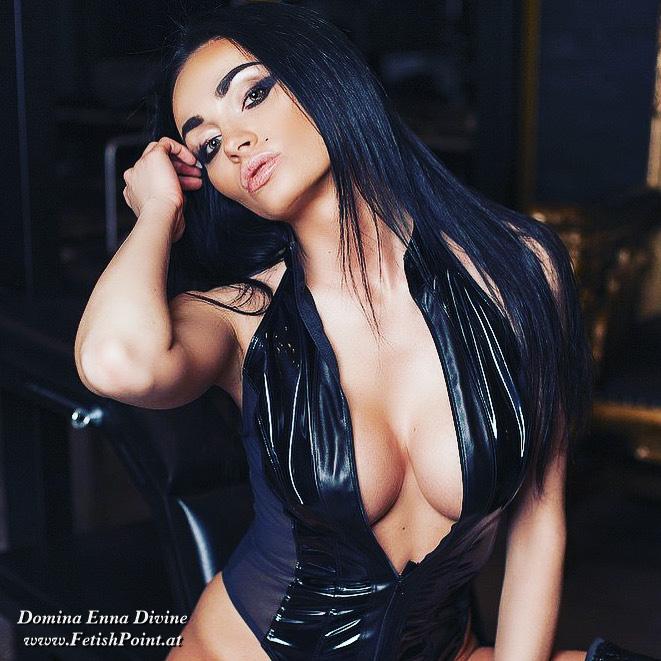 Enna Divine   Domina Wien   FetishPoint Magazine