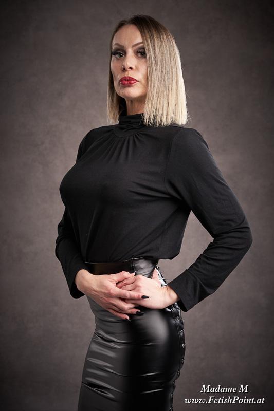 Madame M   Domina Wien   FetishPoint Magazine