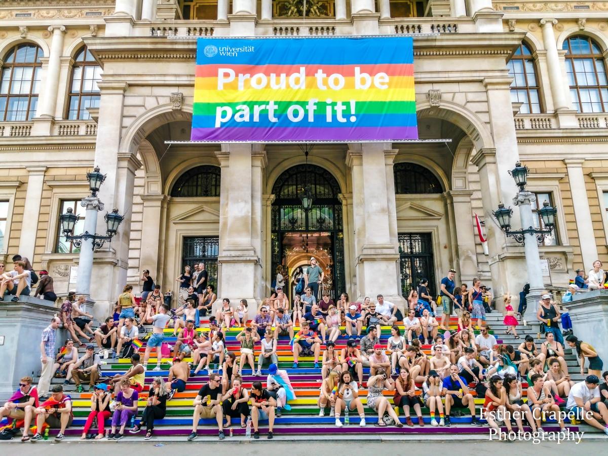 Regenbogenparade   EuroPride 2019   FetishPoint Magazine