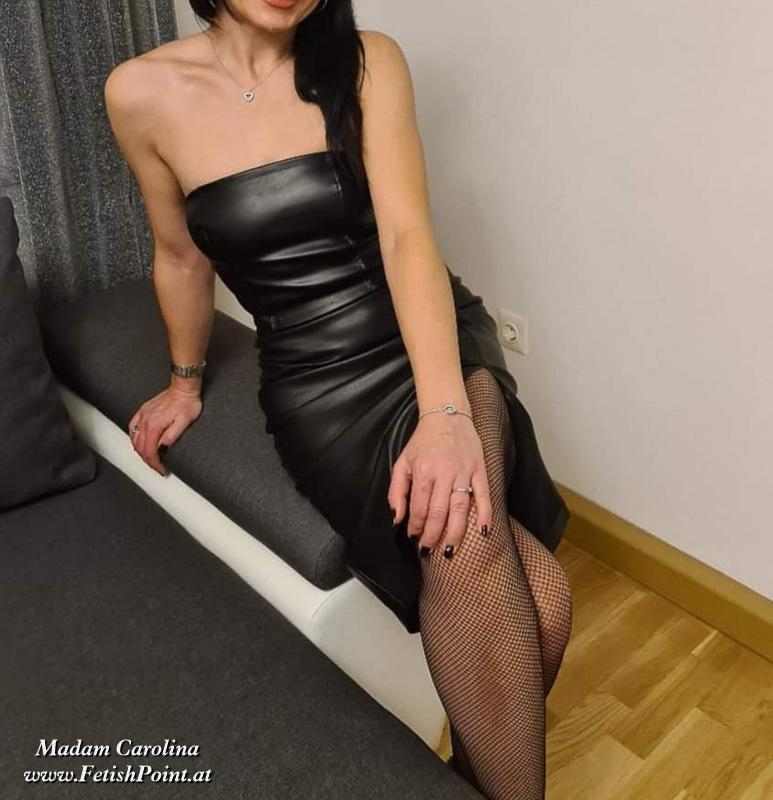 Madam Carolina   Domina Wien   FetishPoint Magazine