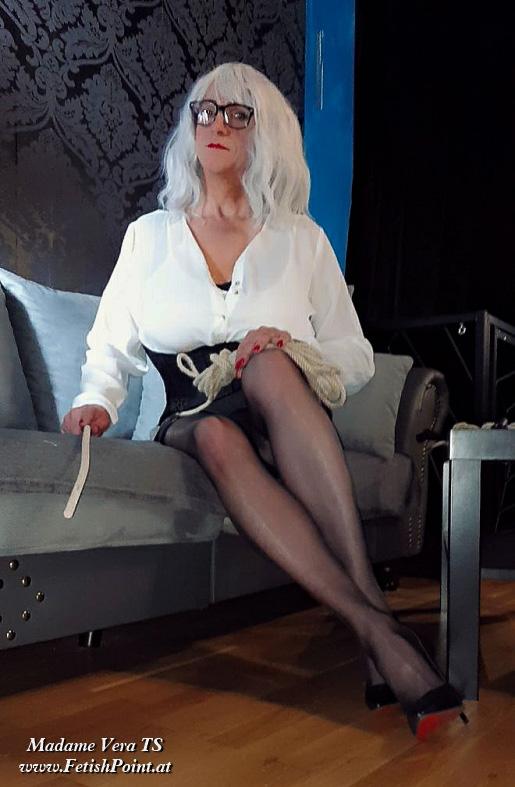 Madame Vera TS | Domina Wien | FetishPoint Magazine